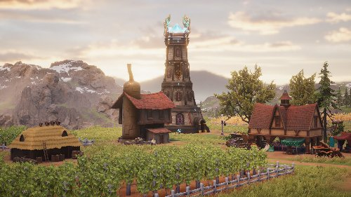 Distant Kingdoms - Fantasy-City-Builder startet Anfang Mai im Early-Access