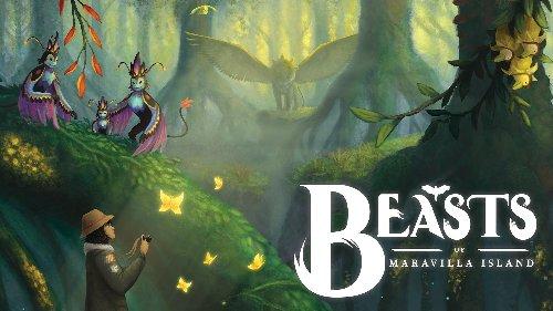 Beasts of Maravilla Island - Farbenfrohes Abenteuer-Spiel erscheint im Sommer