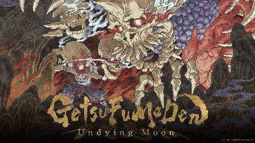 GetsuFumaDen: Undying Moon - Roguevania-Actionspiel im japanischen Ukiyo-e-Stil