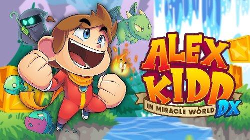 Alex Kidd in Miracle World DX - Jump'n'Run-Neuauflage erscheint Ende Juni