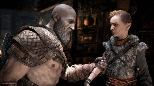 God of War - Open-World-Abenteuer mit Kratos und Atreus kommt 2022 für den PC