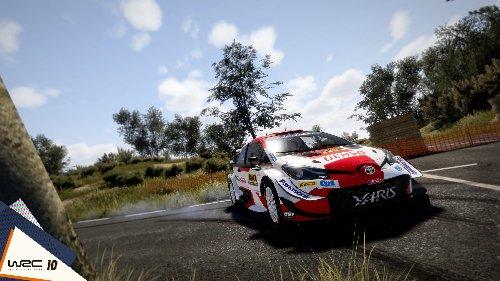 WRC 10 - Jubiläumsausgabe der Offroad-Rennsimulation für Sommer angekündigt