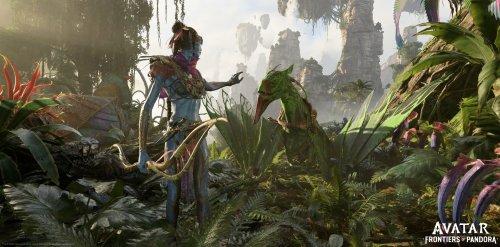 Avatar: Frontiers of Pandora - Erste Eindrücke zum neuen Open-World Action-Adventure