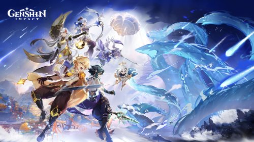 Genshin Impact - Open-World-ARPG erscheint demnächst für die PlayStation 5