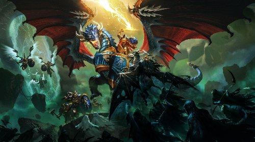 Warhammer Age of Sigmar: Storm Ground - Fantasy-Strategiespiel erscheint Ende Mai