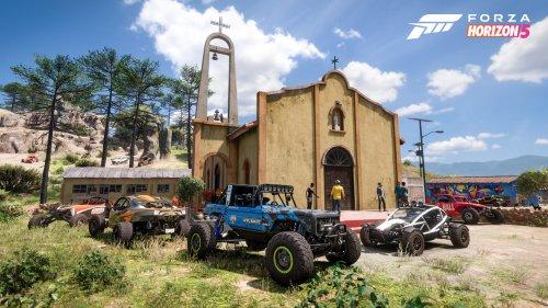 Forza Horizon 5 - Details zu den Regionen des Open-World-Rennspiels