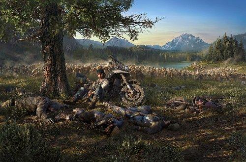 Days Gone - PC-Release für Mitte Mai bestätigt und Features vorgestellt