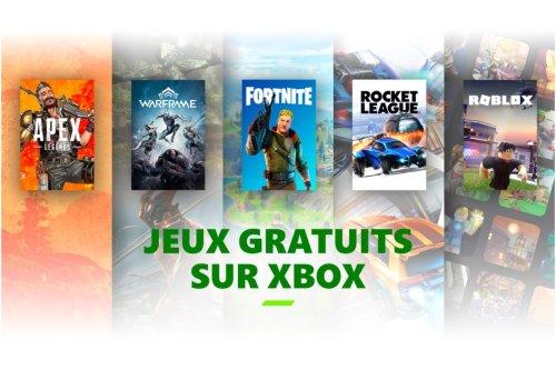 Le Xbox Live Gold n'est plus requis pour jouer en ligne à certains jeux sur Xbox!