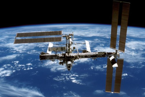 La Station spatiale internationale a manqué de sortir de son orbite