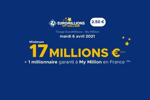 Tirage EuroMillion: comment gagner ce super jackpot (6 avril)? 🔥