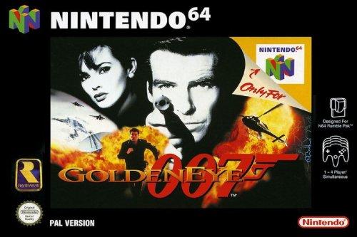 GoldenEye 007 : le jeu légendaire de la N64 pourrait faire son retour