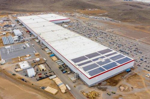 """""""Bobcat Project"""" : Tesla construit un bâtiment secret"""