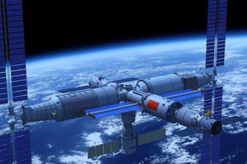 La Chine entame la construction de sa station spatiale
