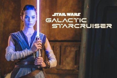 Star Wars : Disney lève enfin le voile sur son (vrai) sabre laser