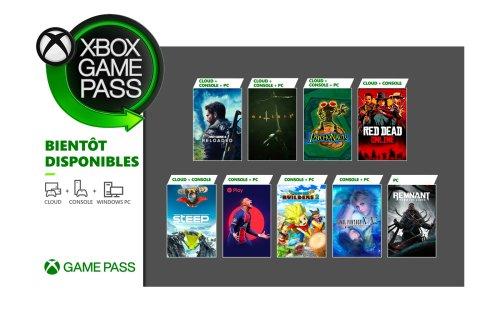 Game Pass : Les nouveaux jeux de mai 2021