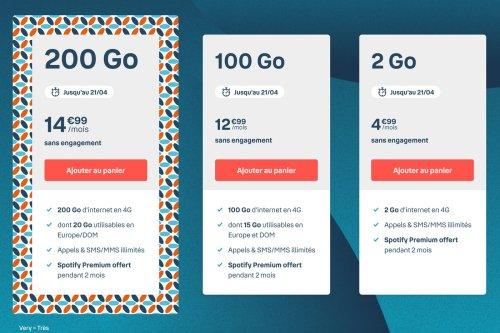Bon plan: Bouygues Telecom casse les prix avec son offre Very B&You