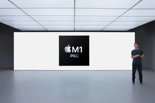 Apple dévoile deux puces M1 Pro et M1 Max qui ridiculisent encore Intel et AMD
