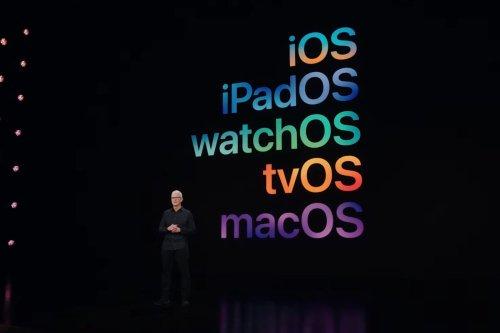Si vous utilisez un iPhone X, vous n'aurez pas toutes les nouveautés d'iOS 15