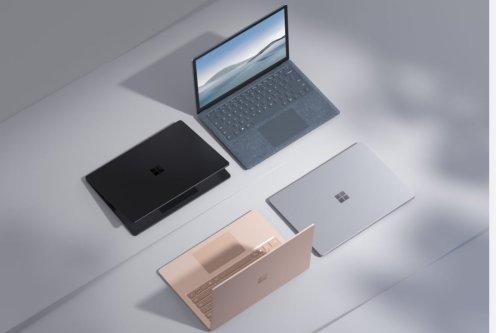 Surface Laptop 4: parfait pour une nouvelle ère de travail hybride (selon Microsoft)