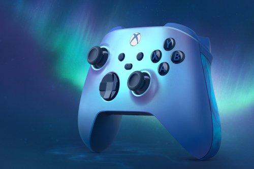 Aqua Shift : Voici la nouvelle manette Xbox Series X/S