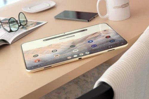 """Apple peut trembler, Google a déjà imaginé une tablette Pixel """"futuriste"""""""