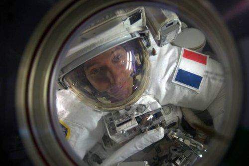 Le retour de Thomas Pesquet dans l'espace en 7 photos