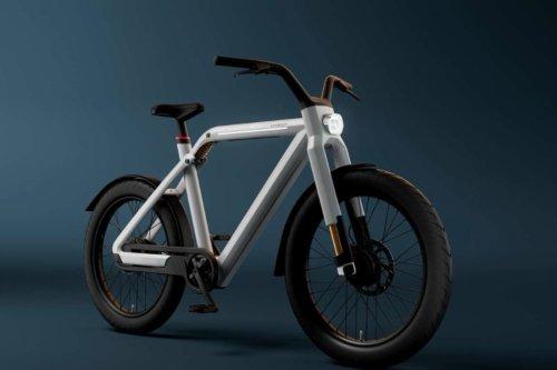 Voici le VanMoof V, le vélo électrique ultra-rapide qui veut remplacer les scooters et voitures