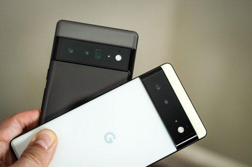 Oubliez les iPhone 13, les Google Pixel 6 et 6 Pro sont là