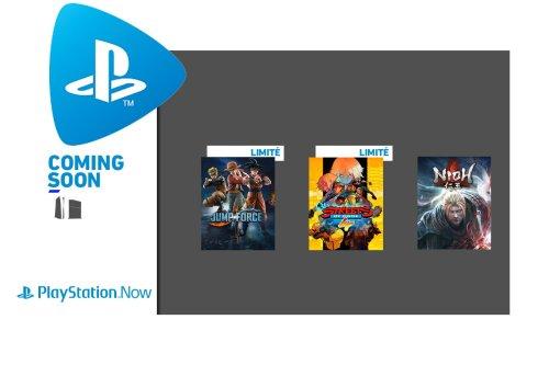 PlayStation Now : Quels sont les nouveaux jeux qui arrivent en mai 2021 ?