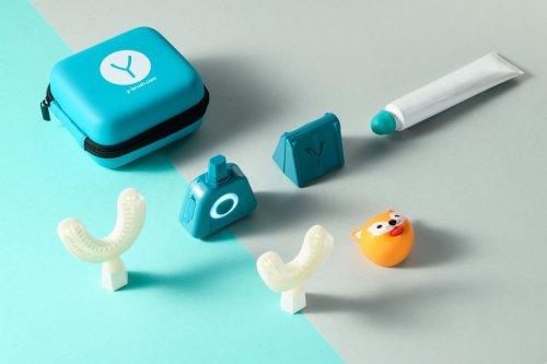 Avec sa brosse à dents 10 secondes, la startup française Y-Brush cartonne