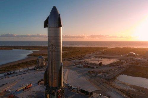 Starship pourrait effectuer son premier vol orbital en novembre