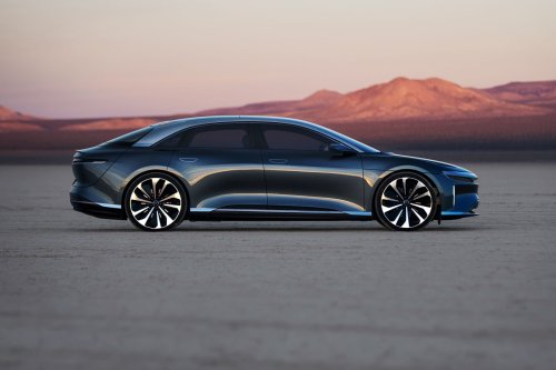 Voici la voiture électrique avec la plus grande autonomie au monde