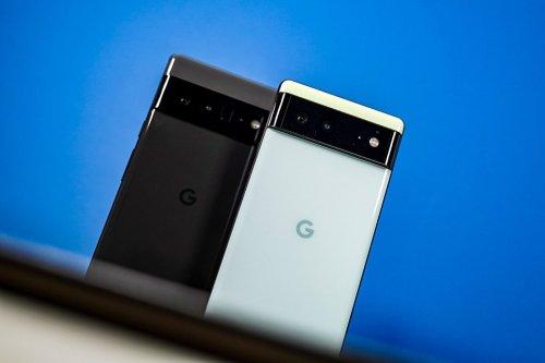 Test Pixel 6 et 6 Pro : Google tient enfin ses iPhone killers