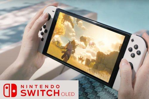 Nous avons eu la Switch OLED entre les mains, voici notre premier avis