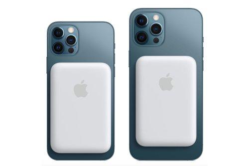 Apple prolonge l'autonomie de l'iPhone : voici sa batterie externe