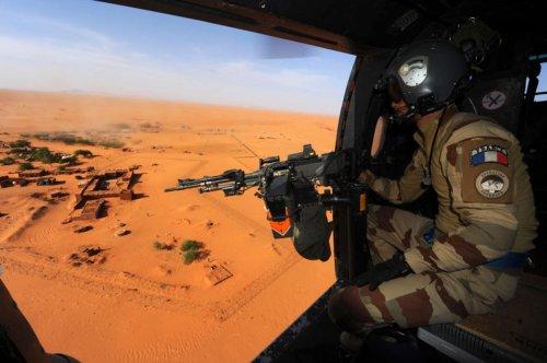 Ce sable sur lequel on bâtit. La politique française au Sahel