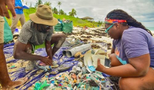 Bahamas Plastic Movement founder wins Goldman Environmental Prize