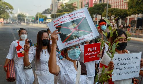 UN Human Rights Council starts work to address a 'pandemic of human rights abuses'