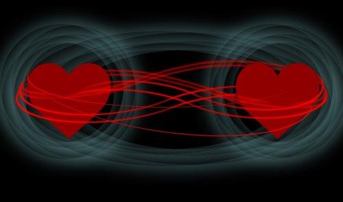 Love, quantum physics and 'entanglement'