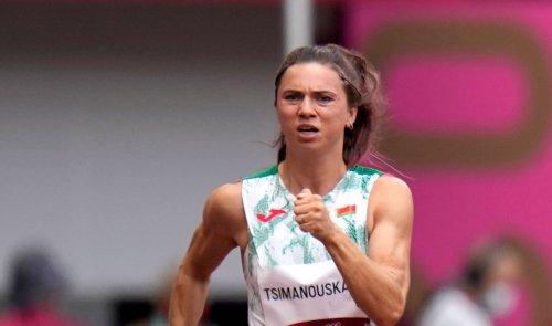 Activists: Belarus Olympian plans to seek asylum in Poland