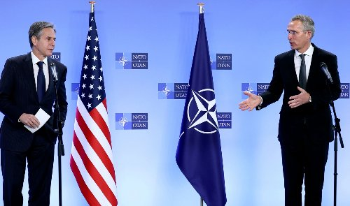 US to coordinate with NATO on troop withdrawal from Afghanistan