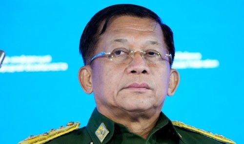 Head of Myanmar military declares himself prime minister