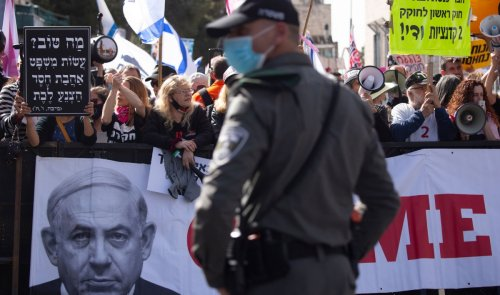 Israel's Netanyahu sees prospects fade as his trial resumes