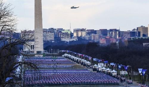 Inauguration Day for Biden-Harris; Biden to sign 15 executive orders upending Trump-era policies; Trump's flurry of pardons