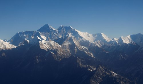 Climate change deeply affects the entire planet — including Mount Everest