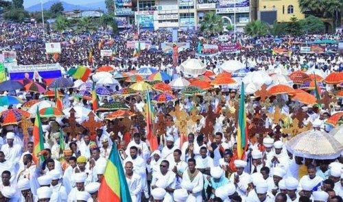 Uptick in church burnings raises alarm in Ethiopia