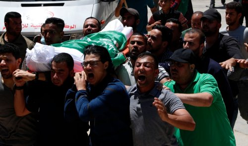 Deadly violence in Israel and Gaza raises concerns of war