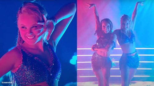 JoJo Siwa Slays Lady Gaga's 'Rain on Me' on 'Dancing With the Stars'