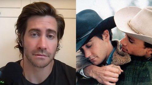 Would Jake Gyllenhaal Play Gay in 'Brokeback Mountain' Now?