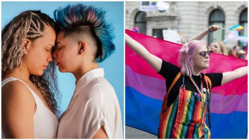 6 Facts You Never Knew About the Bisexual Flag